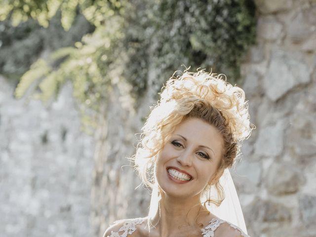 Il matrimonio di Valentina e Alessandro a San Severino Marche, Macerata 104