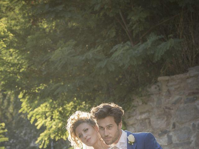 Il matrimonio di Valentina e Alessandro a San Severino Marche, Macerata 107