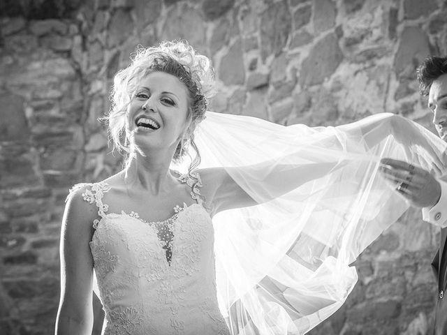 Il matrimonio di Valentina e Alessandro a San Severino Marche, Macerata 115