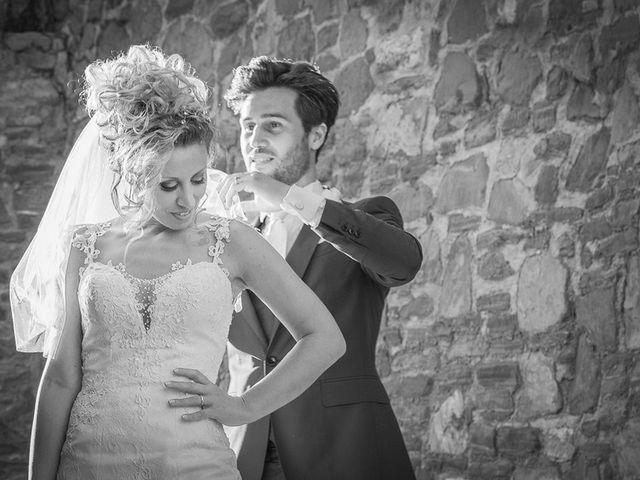 Il matrimonio di Valentina e Alessandro a San Severino Marche, Macerata 116