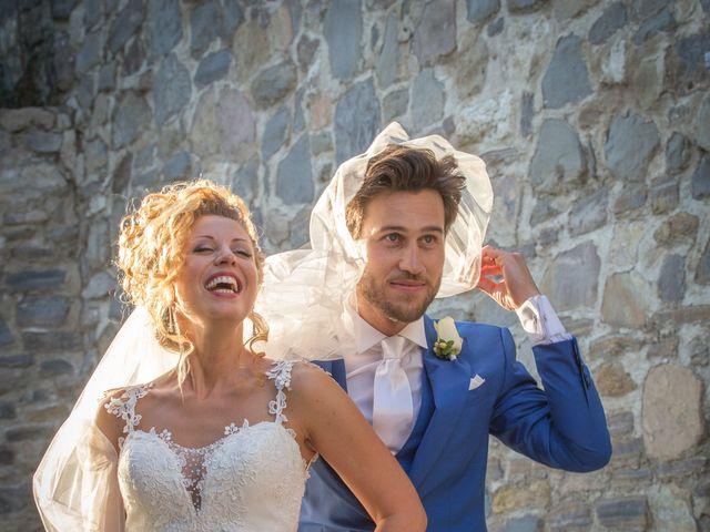 Il matrimonio di Valentina e Alessandro a San Severino Marche, Macerata 114