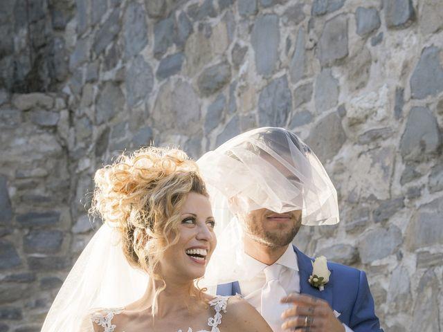 Il matrimonio di Valentina e Alessandro a San Severino Marche, Macerata 112