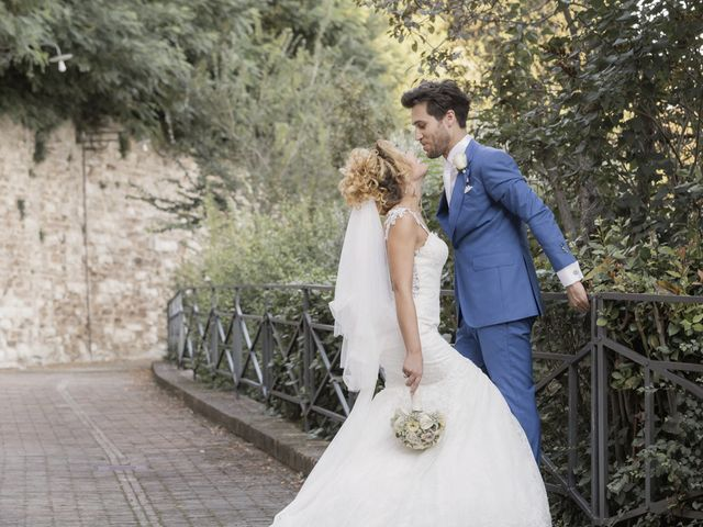 Il matrimonio di Valentina e Alessandro a San Severino Marche, Macerata 110