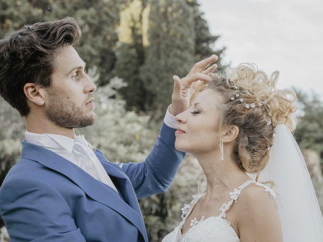 Il matrimonio di Valentina e Alessandro a San Severino Marche, Macerata 123