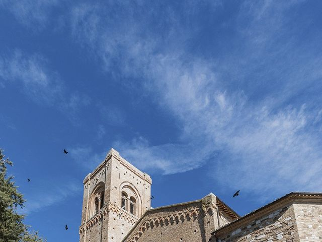 Il matrimonio di Valentina e Alessandro a San Severino Marche, Macerata 44