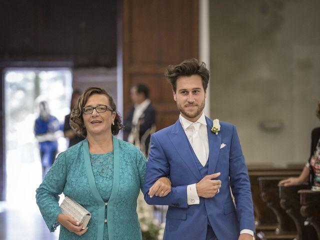 Il matrimonio di Valentina e Alessandro a San Severino Marche, Macerata 47