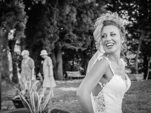 Il matrimonio di Valentina e Alessandro a San Severino Marche, Macerata 52