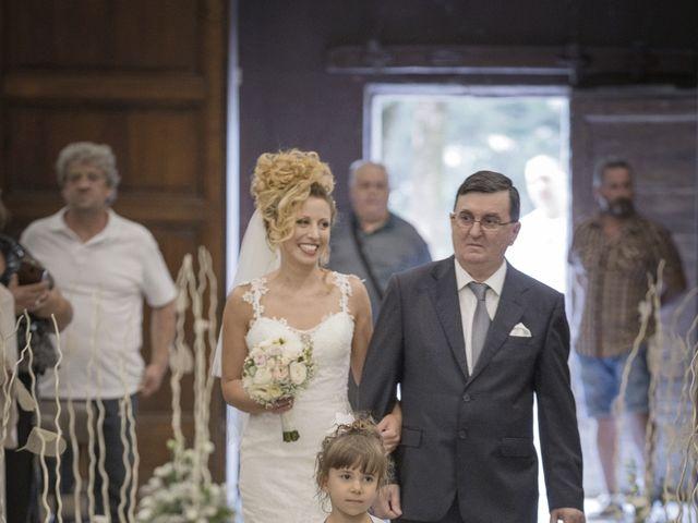 Il matrimonio di Valentina e Alessandro a San Severino Marche, Macerata 58