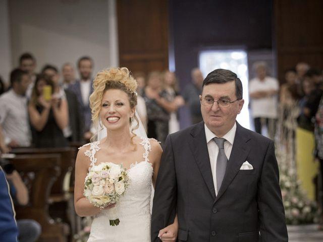 Il matrimonio di Valentina e Alessandro a San Severino Marche, Macerata 59