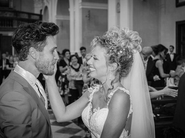 Il matrimonio di Valentina e Alessandro a San Severino Marche, Macerata 62