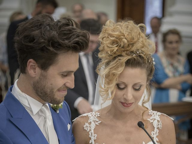 Il matrimonio di Valentina e Alessandro a San Severino Marche, Macerata 73