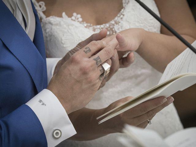 Il matrimonio di Valentina e Alessandro a San Severino Marche, Macerata 74