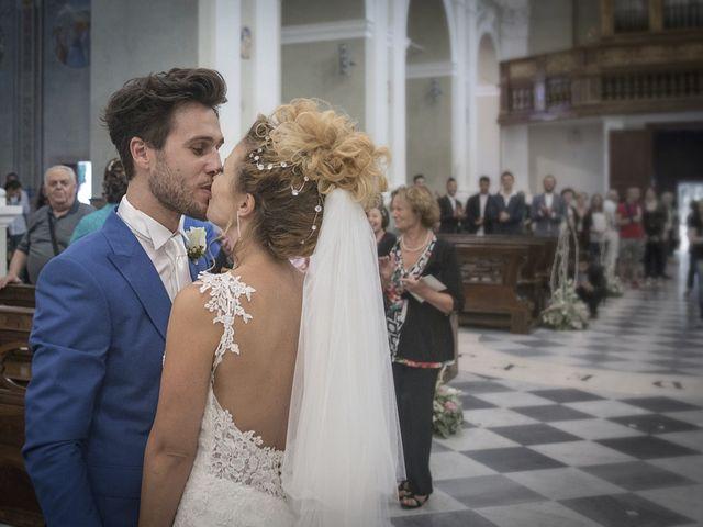 Il matrimonio di Valentina e Alessandro a San Severino Marche, Macerata 76