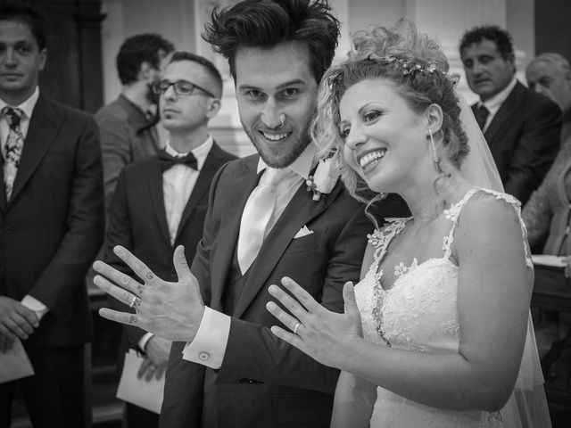 Il matrimonio di Valentina e Alessandro a San Severino Marche, Macerata 78