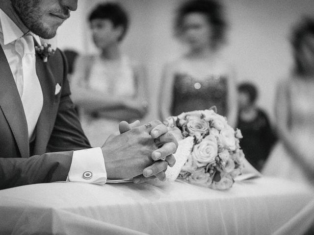 Il matrimonio di Valentina e Alessandro a San Severino Marche, Macerata 79