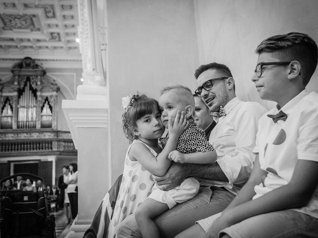 Il matrimonio di Valentina e Alessandro a San Severino Marche, Macerata 70