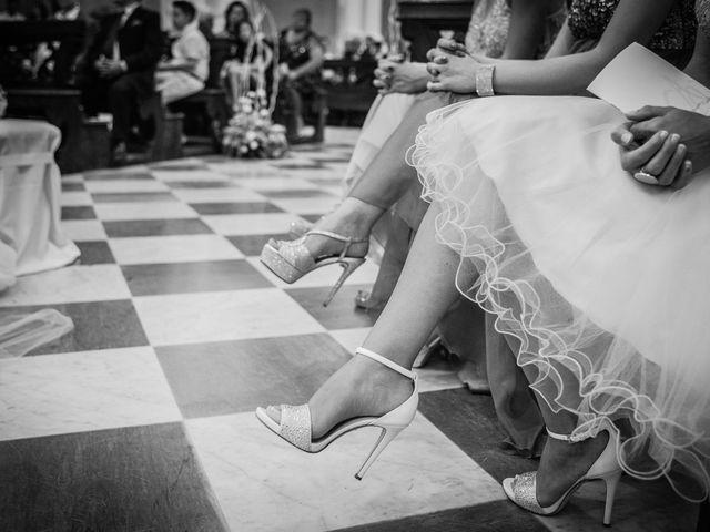 Il matrimonio di Valentina e Alessandro a San Severino Marche, Macerata 69