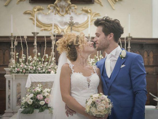 Il matrimonio di Valentina e Alessandro a San Severino Marche, Macerata 82