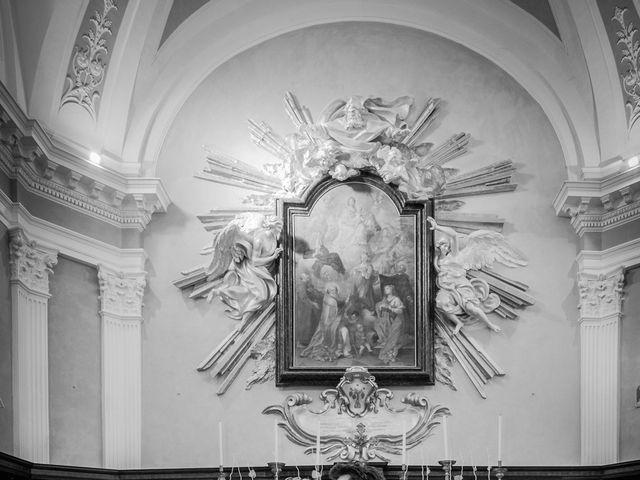 Il matrimonio di Valentina e Alessandro a San Severino Marche, Macerata 83