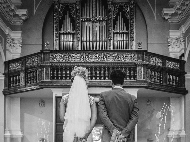Il matrimonio di Valentina e Alessandro a San Severino Marche, Macerata 84