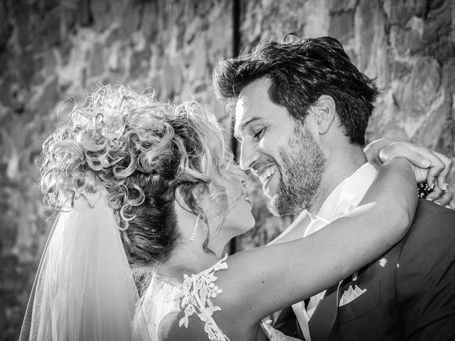 Il matrimonio di Valentina e Alessandro a San Severino Marche, Macerata 94
