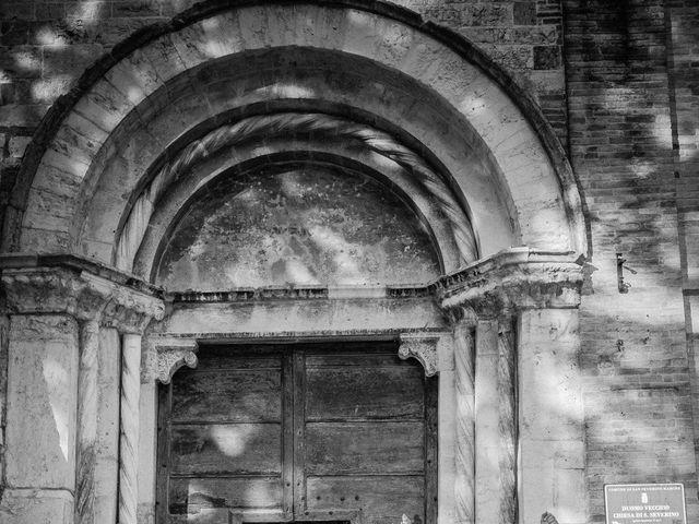 Il matrimonio di Valentina e Alessandro a San Severino Marche, Macerata 95