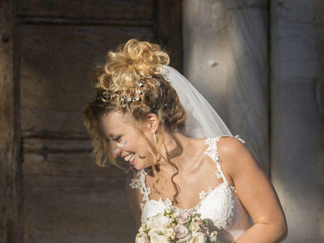 Il matrimonio di Valentina e Alessandro a San Severino Marche, Macerata 99