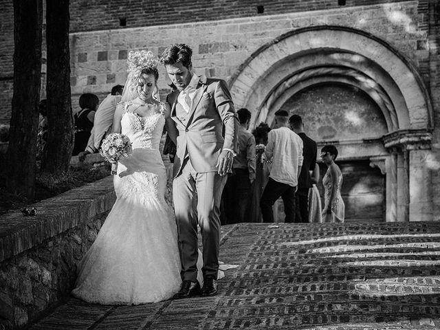 Il matrimonio di Valentina e Alessandro a San Severino Marche, Macerata 101