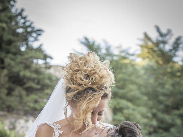 Il matrimonio di Valentina e Alessandro a San Severino Marche, Macerata 111