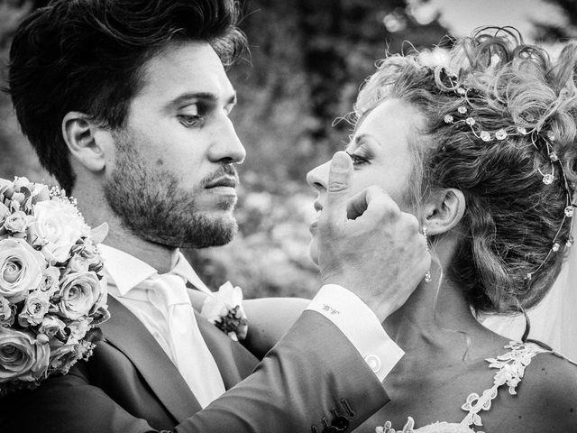 Il matrimonio di Valentina e Alessandro a San Severino Marche, Macerata 120
