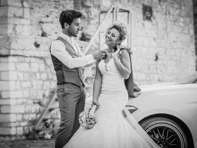 Il matrimonio di Valentina e Alessandro a San Severino Marche, Macerata 122