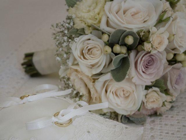 Il matrimonio di Valentina e Alessandro a San Severino Marche, Macerata 3