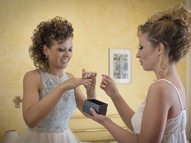 Il matrimonio di Valentina e Alessandro a San Severino Marche, Macerata 17