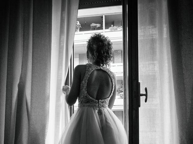 Il matrimonio di Valentina e Alessandro a San Severino Marche, Macerata 8