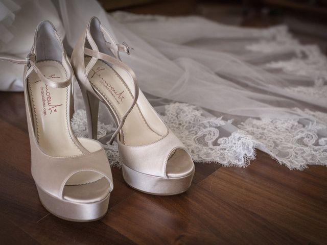 Il matrimonio di Valentina e Alessandro a San Severino Marche, Macerata 15