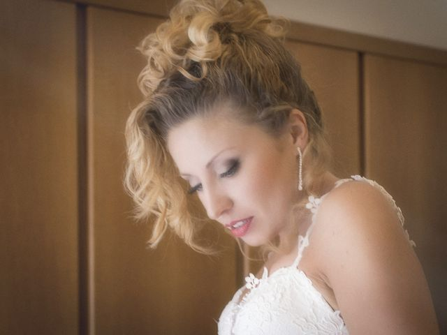 Il matrimonio di Valentina e Alessandro a San Severino Marche, Macerata 19
