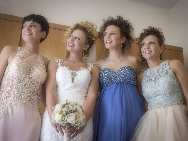 Il matrimonio di Valentina e Alessandro a San Severino Marche, Macerata 26