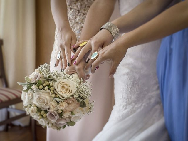 Il matrimonio di Valentina e Alessandro a San Severino Marche, Macerata 27
