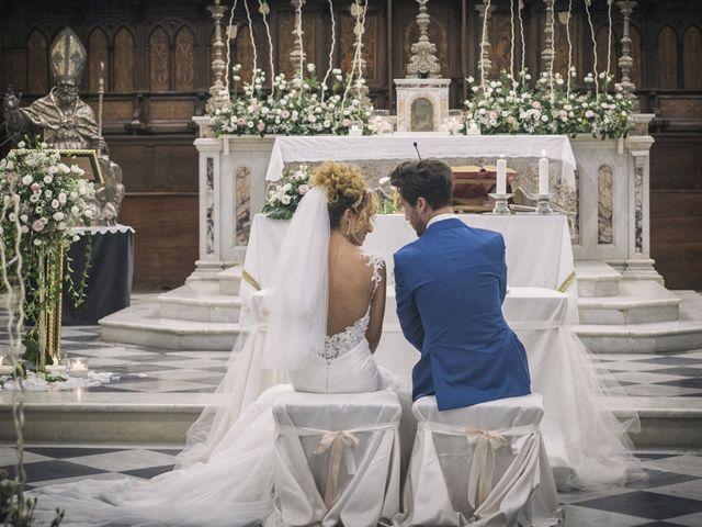 Il matrimonio di Valentina e Alessandro a San Severino Marche, Macerata 64