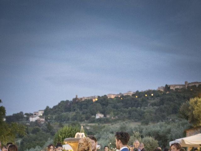 Il matrimonio di Valentina e Alessandro a San Severino Marche, Macerata 130