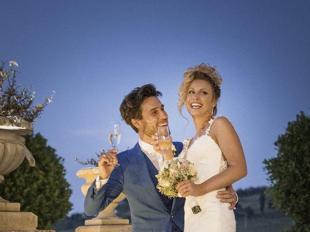 Il matrimonio di Valentina e Alessandro a San Severino Marche, Macerata 131