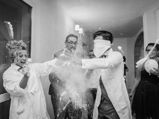 Il matrimonio di Valentina e Alessandro a San Severino Marche, Macerata 141