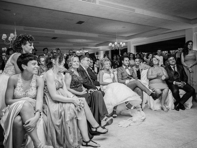 Il matrimonio di Valentina e Alessandro a San Severino Marche, Macerata 143
