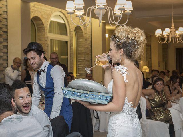 Il matrimonio di Valentina e Alessandro a San Severino Marche, Macerata 147