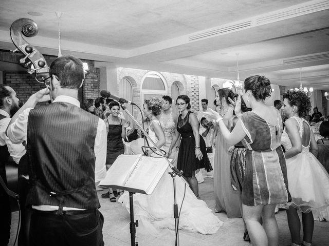 Il matrimonio di Valentina e Alessandro a San Severino Marche, Macerata 156