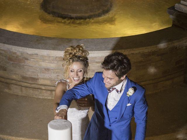 Il matrimonio di Valentina e Alessandro a San Severino Marche, Macerata 150
