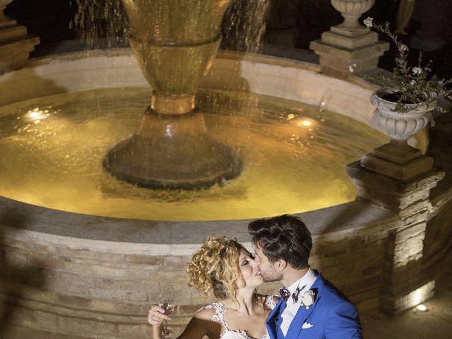 Il matrimonio di Valentina e Alessandro a San Severino Marche, Macerata 151