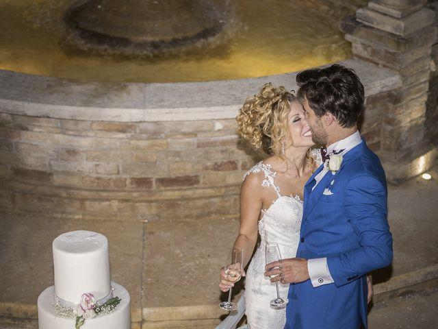 Il matrimonio di Valentina e Alessandro a San Severino Marche, Macerata 152