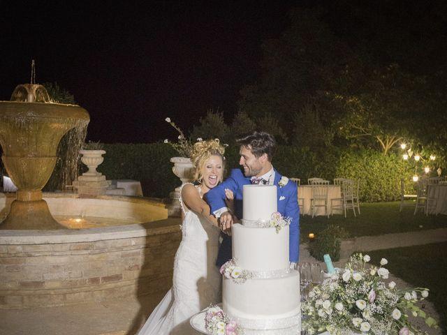 Il matrimonio di Valentina e Alessandro a San Severino Marche, Macerata 153