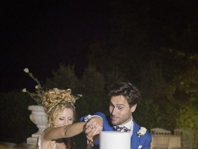 Il matrimonio di Valentina e Alessandro a San Severino Marche, Macerata 154